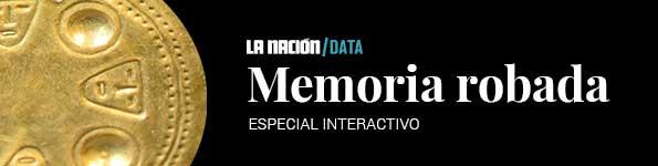 Memoria Robada - Especial de Data La Nación