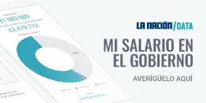 Mi Salario en el gobierno - Data La Nación