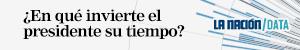 Agenda del presidente Solís