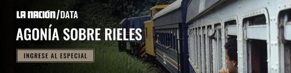 Especial Trenes - Data La Nación