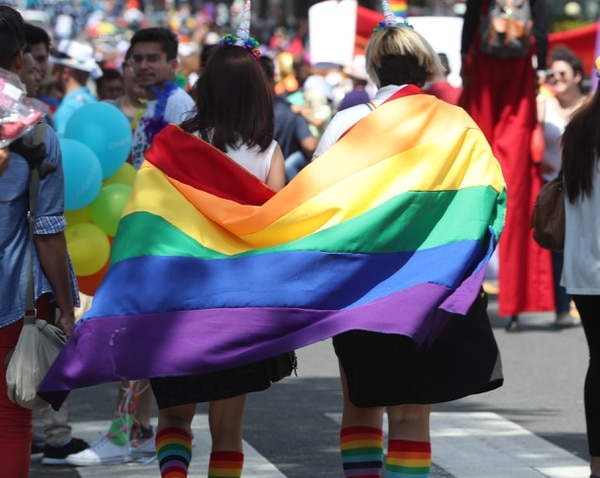 Marcha de la Diversidad - Pride Costa Rica 2017