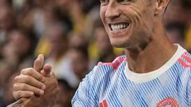 Regreso 'perfecto' de Cristiano a la Champions 'estropeado' en el último minuto