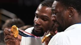 """¡Fenomenal!"", el 'Team USA' se rinde a Durant, que suma tres oros"