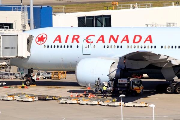 Air Canada tuvo su último vuelo de Caracas a Toronto el domingo pasado.