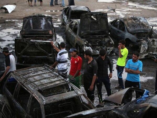 Casi 1.000 personas murieron de forma violenta en Irak en menos de dos meses. | ARCHIVO.