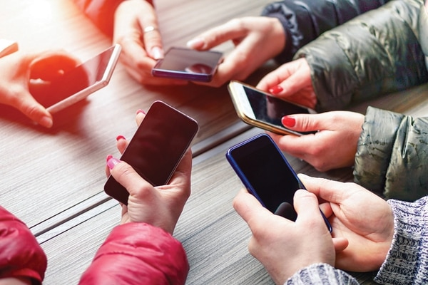 Cada vez hay más dispositivos conectados a la web que pueden enviar datos personales de los usuarios a otra parte. Foto con fines ilustrativos.