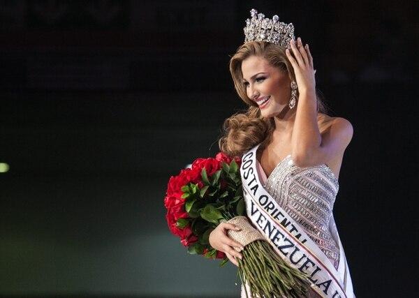 Migbelis Castellanos fue coronada como Miss Venezuela, en la ruta a Miss Universo