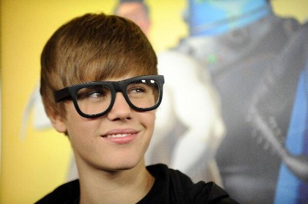 El cantante Justin Bieber siempre ha mantenido el contacto con sus fans por medio de su cuenta oficial de Twitter. AFPConectados.