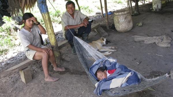 La pobreza y la falta de acceso a educación y salud afectan con fuerza a los pobladores de Alto Telire, en Talamanca.