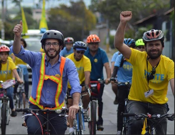 En la campaña a las elecciones de alcalde el excandidato José María Villalta impulsó el proyecto de Ruiz.