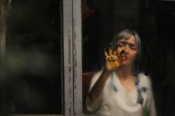 Maria de Medeiros interpreta a la enferma tica Judith Ferreto. Cortesía Costa Rica Festival Internacional de Cine.