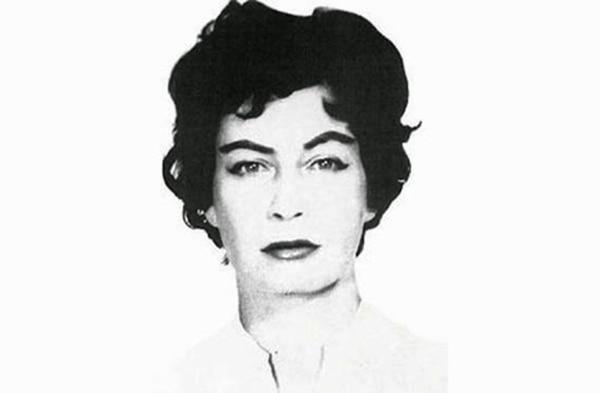 Eunice Odio en su madurez. Foto: Archivo.