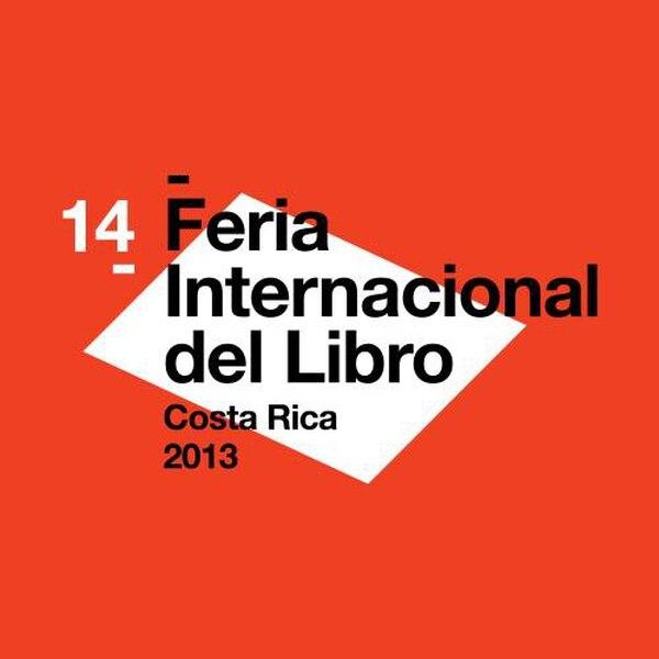 Logo de la XIV Feria Internacional del Libro San José.