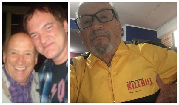 Álvaro Marenco y Quentin Tarantino... ¡qué 'jue' aquello!