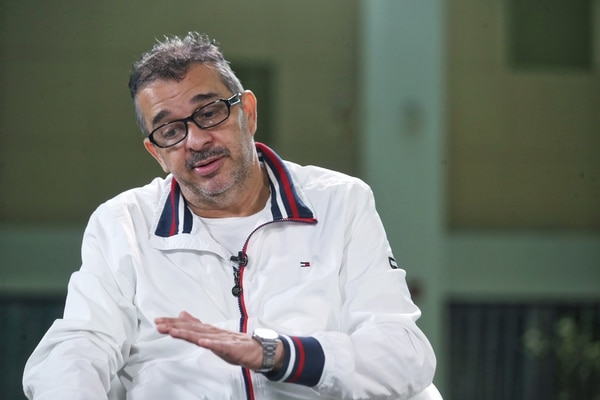 Cristian González hizo revelaciones en una entrevista en Diálogos de La Nación, que podrá ver este martes 7 de abril. / foto: John Durán