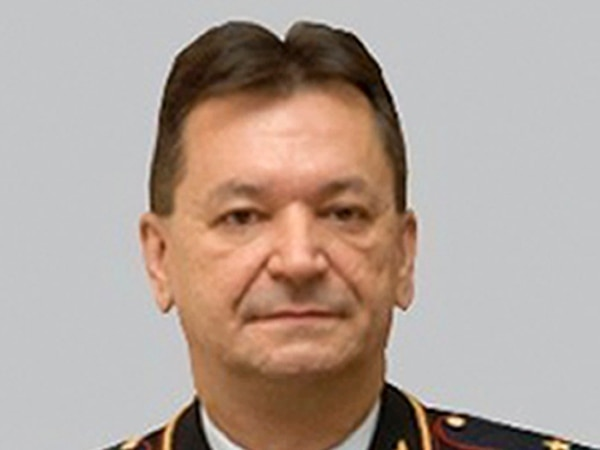 Alexánder Prokopchuk, general de policía ruso y aspirante a la presidencia de Interpol.