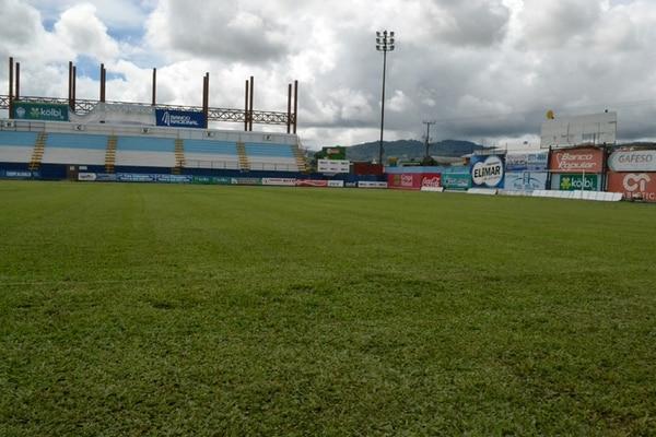 Este es el Estadio Keylor Navas Gamboa desde ahora. | ARCHIVO
