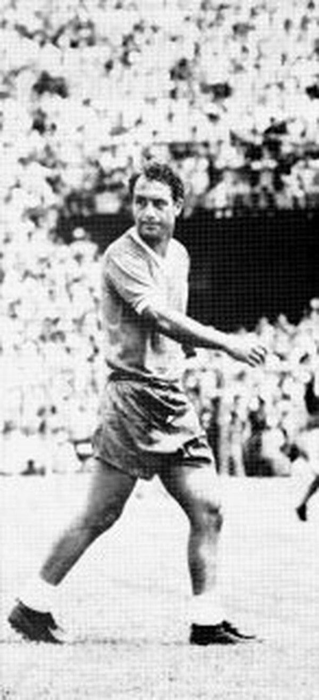 Leonel Hernández solo defendió la camiseta de Cartaginés en toda su carrera como profesional. Fotografía: Archivo, LN.