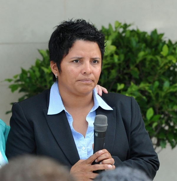 Karla Alemán es fuerte candidata para el banquillo patrio. | ARCHIVO