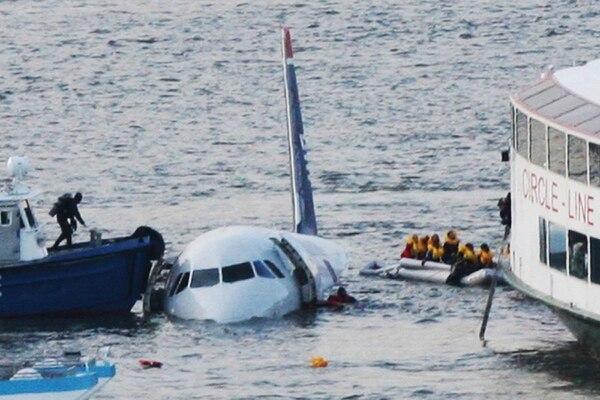 Lo que segundos antes del amarizaje fue una preocupación mayor para el capitán Chesley Sullenberger, conocido como