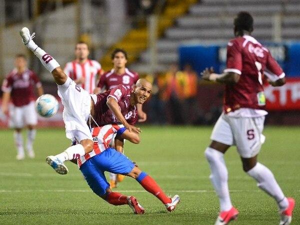 El Atlético de Madrid enfrentó en agosto al Saprissa | ARCHIVO