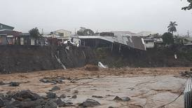 Turrialba recibió más lluvia en 24 horas que en todo un mes