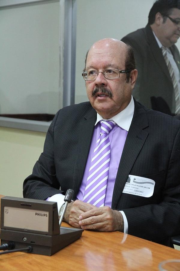 Los diputados rechazaron nombrar a Wílliam Calvo en la Directiva del Banco Central, tras interrogarlo por tres horas. | CORTESÍA DE LA ASAMBLEA LEGISLATIVA.