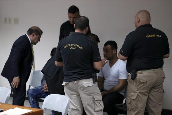 Keylor Cole Kelly descuenta una pena de 14 años de prisión por un intento de homicidio.