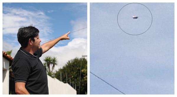 La observación de Objetos Voladores No Identificados (Ovnis) es una pasión para muchos costarricenses. La pandemia habría atizado dicha actividad entre los ticos. Archivo