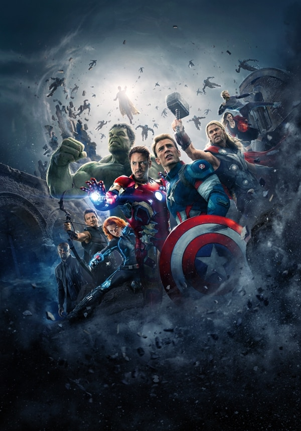 'La era de Ultrón' es la segunda película de la saga. Todo continuará con 'Avengers: Infinity Wars'