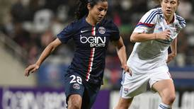 PSG con Shirley Cruz eliminó de la 'Champions' al favorito Olympique de Lyon