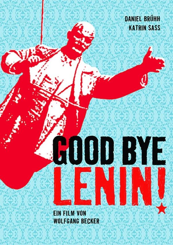 Afiche de 'Good Bye, Lenin!' (2003), de Wolfgang Becker.
