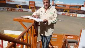 Álvaro Zamora, el animador del redondel de Zapote al que la pandemia dejó sin trabajo