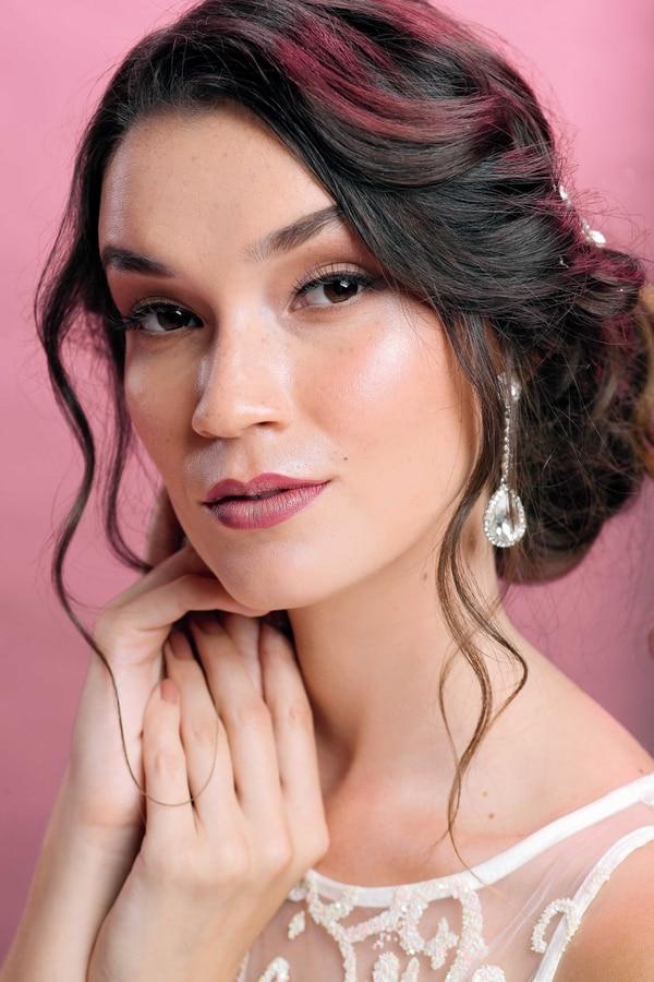 Tendencias De Maquillaje Para Novias La Naci U00f3n