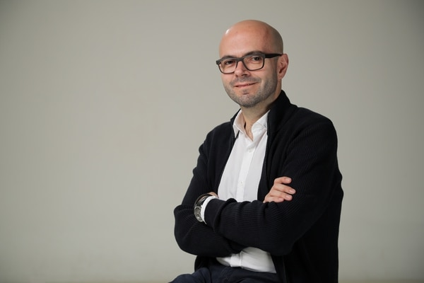 José Luis Arce, economista. Foto Jeffrey Zamora