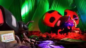 Siéntase 'chiquito' con la exhibición de insectos gigantes que llegó a Heredia