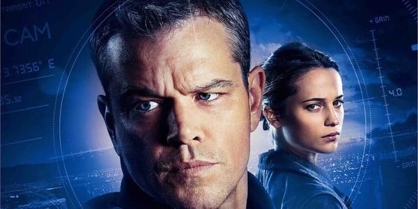 Elenco. Las presencias de Matt Damon y Alicia Vikander alimentan la acción con el regreso de Jason Bourne. ROMALY PARA LN