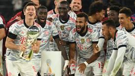 Lewandowski le da al Bayern Munich la Supercopa alemana
