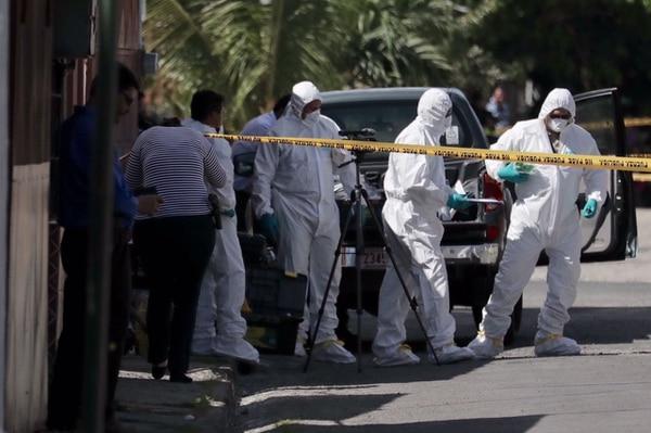 El 19 de enero de este 2017, cinco universitarios fueron asesinados en un apartamento en barrio La Victoria, en Liberia, Guanacaste.
