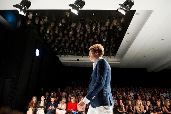 El Mercedes-Benz Fashion Week San José 2018 será en mayo. Fotografía: Luis Navarro.