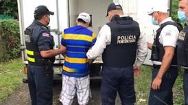 Fuga de recluso en Pococí duró 15 horas