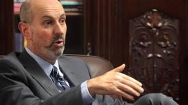 Rodrigo Cubero defiende norma que permite al Banco Central comprar bonos del Gobierno a terceros