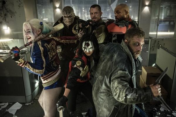 Foto de la esperada película 'Suicide Squad'
