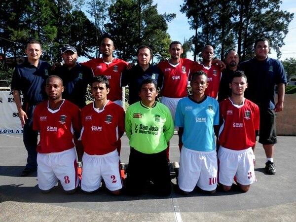 Esta será la selección de Futbol Sin Techo que nos representará en México. | JOSÉ LUIS MONGE PARA LN.