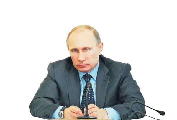 Vladimir Putin. | AFP
