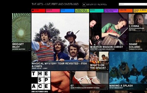 Revelan escenas inéditas de los Beatles en rodaje de Magical Mistery Tour - 1