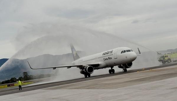 La aerolínea Volaris realizará los vuelos a Cancún los jueves y domingos. Esos mismos días, pero en ruta separada, volará a Guadalajara.