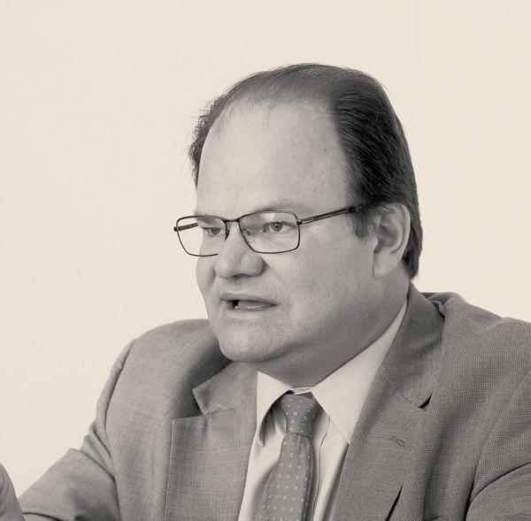 Elian Villegas, presidente ejecutivo del INS. | Mayela López
