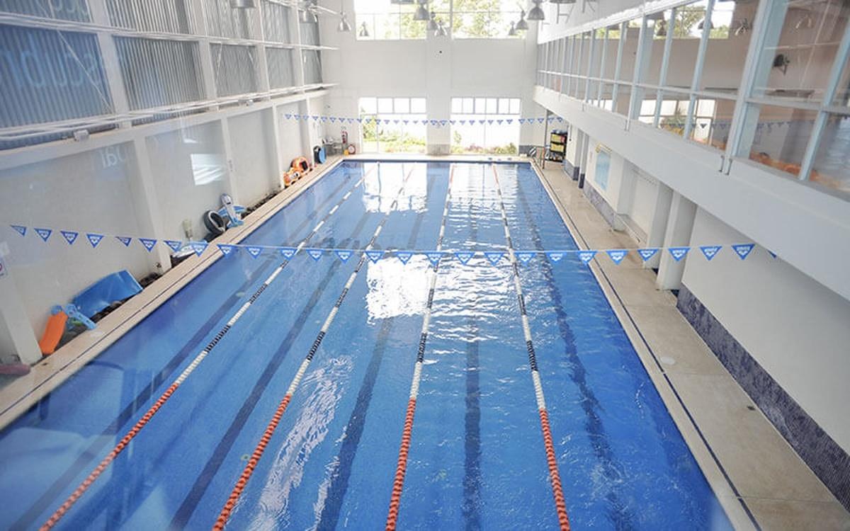 La academia de Aquanautas tiene dos sedes, la de 25 metros está ubicada en Sabanilla. Foto: Cortesía Aquanautas