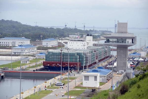 Fitch resaltó el gran impacto que tiene la ampliación del Canal de Panamá en la economía de ese país.